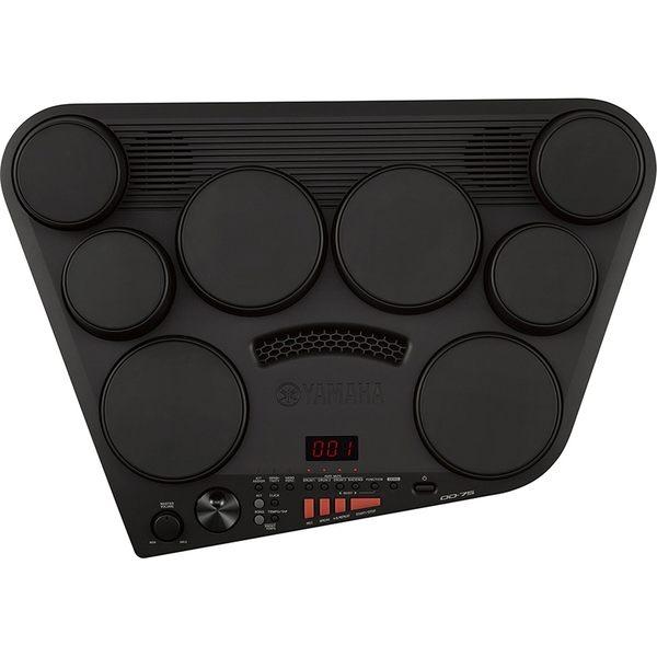 Yamaha DD-75 迷你鼓組(含鼓棒與踏板x2 )