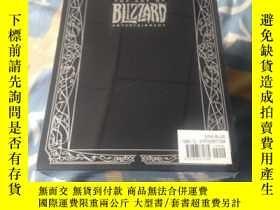 全新書博民逛書店TheArt of Blizzard Entertainment