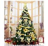 聖誕樹1.8米豪華套餐加密發光大型聖誕樹套裝酒店商場家用裝飾品YYP 瑪奇多多多