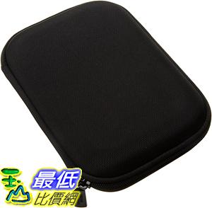 [106美國直購] AmazonBasics Hard Carrying Case for 5-Inch GPS - Black