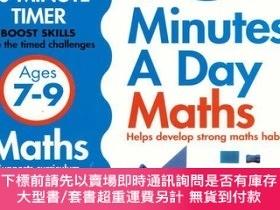 二手書博民逛書店10罕見Minutes a Day Maths Ages 7-9 每天十分鐘:數學,7~9歲Y454646 C