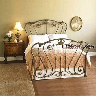 鐵藝歐式床