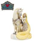 【正版授權】Enesco 樂佩 純白塑像 公仔 精品雕塑 長髮公主 魔髮奇緣 迪士尼 Disney - 219230