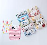 哺育用品 嬰幼兒 手帕 方巾 卡通造型 男女童口水巾 12款 寶貝童衣