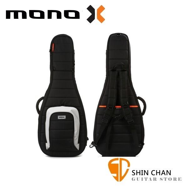 【缺貨】美國MONO 36吋民謠吉他袋 STANDARD PARLOR M80-AP-BLK  旅行吉他 木吉他袋 黑色 超厚內裡