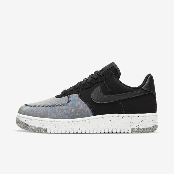 Nike W Air Force 1 Crater [CT1986-002] 女鞋 運動 休閒 籃球 經典 穿搭 黑 灰