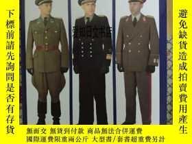 二手書博民逛書店【罕見】Uniforms of the East German Military: 1949-1990;2014年