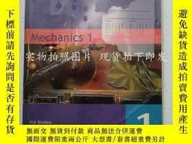 二手書博民逛書店MEI罕見STRUCTURED MATHEMATICS Mechanics 1 梅結構數學力學(英文原版)Y1