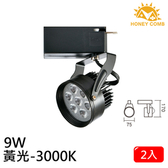 HONEY COMB LED 9W 軌道式燈具 2入一組TK6104-3 黃光