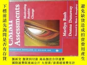 二手書博民逛書店Cmmi(r)罕見Assessments: Motivating
