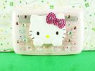 【震撼精品百貨】Hello Kitty 凱蒂貓~計算機-鑲鑽大頭造型(附蓋子)