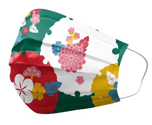 東洋風來囉【現貨】安博氏 善存 優美特 醫用平面口罩 東洋系列