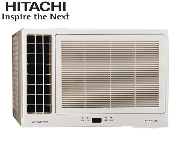 限大高雄【HITACHI日立】3-4坪   RA-25QV1 變頻窗型冷專左吹~好禮6選1~4月30日止