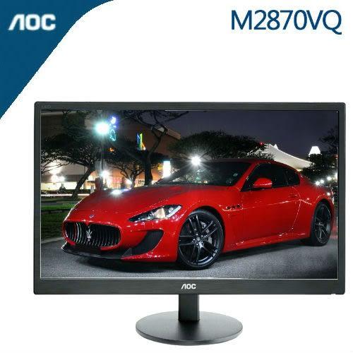 AOC 28型MVA廣視角寬螢幕