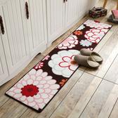 時尚創意地墊153 廚房浴室衛生間臥室床邊門廳 吸水長條防滑地毯( 40*60cm+40*120cm)