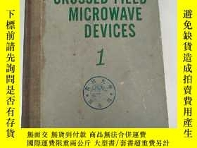 二手書博民逛書店crossed-field罕見microwave devices