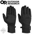 【Outdoor Research 美國 男 防風透氣觸控保暖手套《黑》】243172/保暖手套