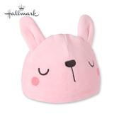 Hallmark Babies 女嬰兔子造型帽子 HH3-N02-A1-AG-MR