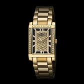 【台南 時代鐘錶 勞斯丹頓】ROSDENTON 年度風雲 氣質女錶 1107LGB 金 22mm