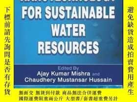 二手書博民逛書店Nanotechnology罕見for Sustainable Water ResourcesY410016