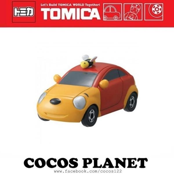 TOMICA 多美小汽車 DMA-02 小熊維尼 10週年紀念 夢幻小車 小汽車 COCOS TO175