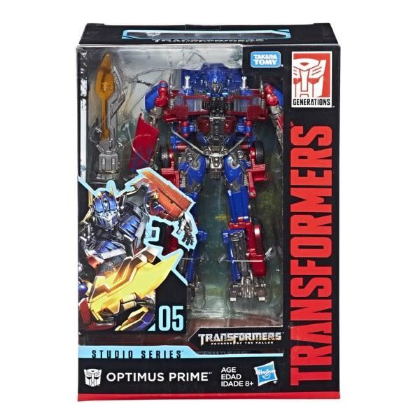 變形金剛Studio Series世代電影系列 巡弋戰將 Voyager級 Optimus Prime 柯博文 博派領袖 SS-05 TOYeGO 玩具e哥
