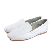 HUMAN PEACE 休閒鞋 方頭鞋 白色 荔枝紋 女鞋 S209 no640