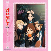 動漫 - K-ON!輕音部 DVD VOL.3+收藏盒