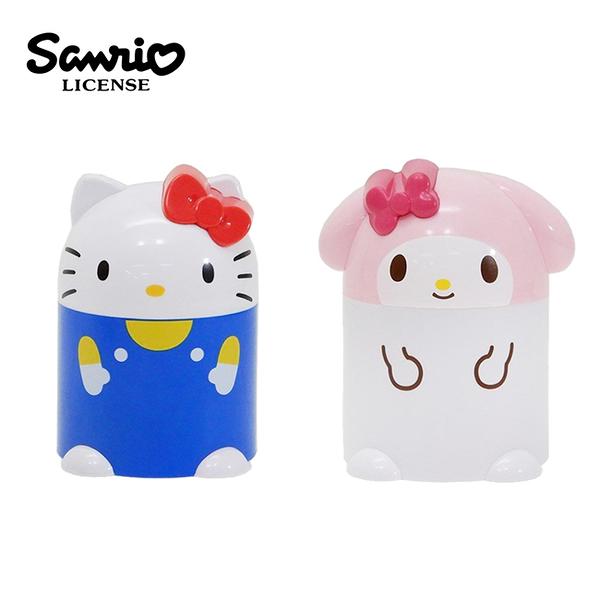 【日本正版】三麗鷗 造型存錢筒 儲錢筒 小費箱 凱蒂貓 美樂蒂 Hello Kitty Sanrio 472733 472740
