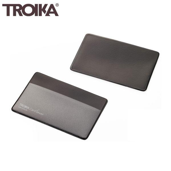 又敗家@德國TROIKA防盜信用卡夾CAS01/防NFC-RFID側錄多功能卡夾防感應卡套防盜刷卡套隨身卡匣名片夾