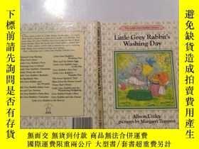 二手書博民逛書店Little罕見grey rabbit s washing day:小灰兔洗禮日Y212829 不祥 不祥