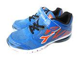 『雙惠鞋櫃』◆DIADORA迪亞多那◆大童款 透氣 大氣墊  耐磨 3E  減震 運動慢跑鞋◆(DA3026) 藍桔