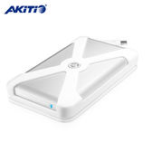 《AKiTiO》ThunderGo 雷霆行動碟 1TB HDD / Thunderbolt USB 3.0 外接式硬碟(2.5吋)