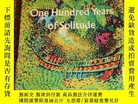 二手書博民逛書店【罕見】1970年 百年孤獨 ONE HUNDRED YEARS