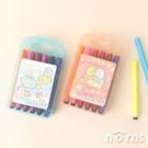 角落生物三角彩色筆12色組- Norns 角落小夥伴 正版授權 可水洗 著色筆 美勞文具