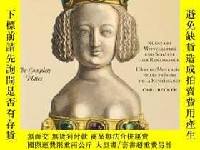 二手書博民逛書店Medieval罕見and Renaissance Art,中世紀藝術和文藝復興時期的珍寶Y130612 Ca