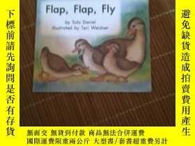 二手書博民逛書店英文原版flap罕見flap flyY17584 本書編輯部 本書出版社 出版2012