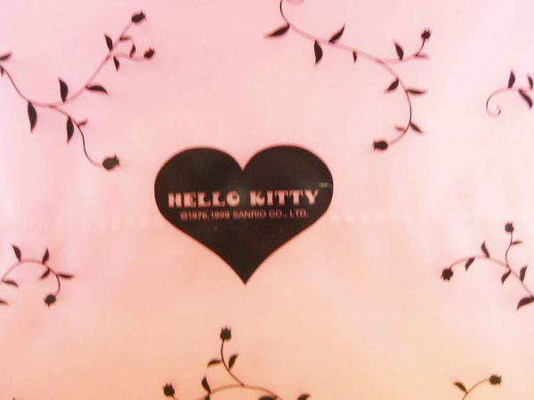 【震撼精品百貨】Hello Kitty 凱蒂貓~3*5相本~粉愛心【共1款】