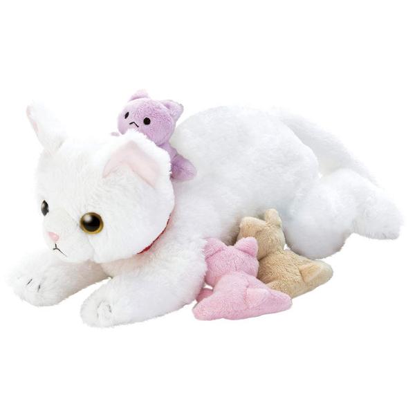 特價 SEGA TOYS 生寶寶小寵物 貓咪_SG80124