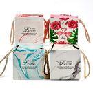 幸福婚禮小物❤迷你小提袋❤火烈鳥/大理石禮物袋/包裝袋/提袋