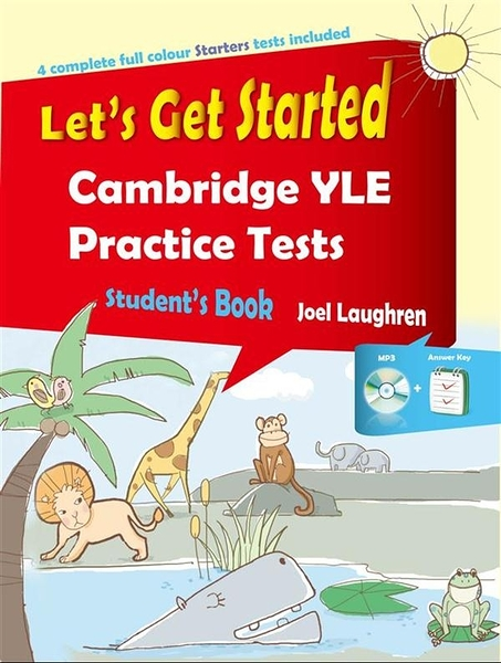 Let's Get Started (Student Book + Answer Key)