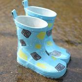 男女兒童雨鞋幼兒園寶寶水鞋防滑雨靴