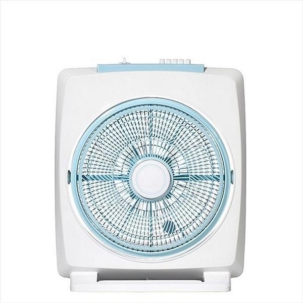 聲寶【SK-FC14B】14吋機械式箱扇電風扇