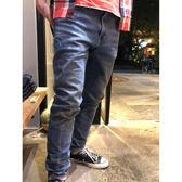 牛仔褲 男裝 / 510™ 中腰緊身窄管 / 復古刷白 - Levis