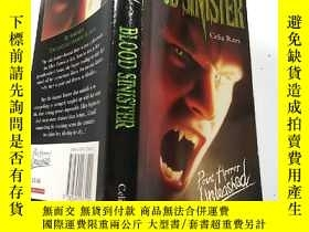 二手書博民逛書店blood罕見sinister:血妖Y200392