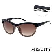 【南紡購物中心】【SUNS】ME&CITY 義式戀語雙色太陽眼鏡 抗UV400 (ME 120026 C201)