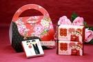 一定要幸福哦~~幸福花嫁喜盒(茶、米)、囍米、婚禮小物、喜米、結婚喝茶禮、喜茶