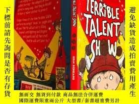 二手書博民逛書店terrible罕見talent show 糟糕的才藝表演Y200392