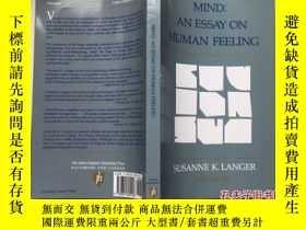 二手書博民逛書店Mind:罕見An Essay on Human Feeling
