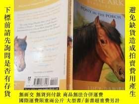 二手書博民逛書店animal罕見ark classics pony in the porch走廊裏的動物方舟經典小馬Y2003